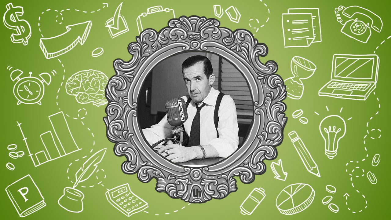 Edward R. Murrow's Best Life Lessons