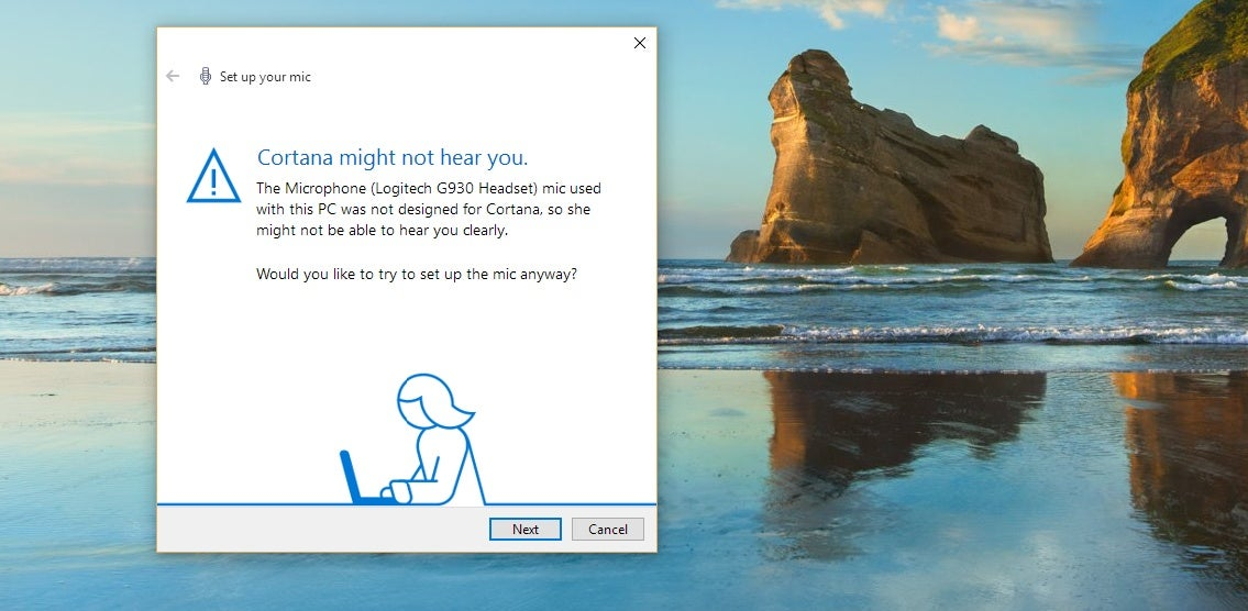 Yes, You Can Use Cortana in Windows 10 With Any Old Microphone