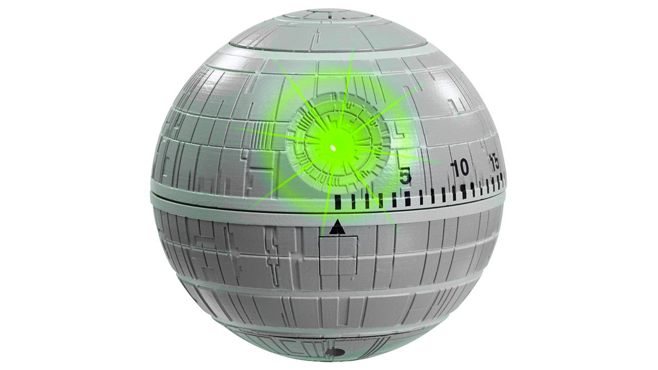 Death Star Timer Counts Down to Dinner Instead of a Planet's Destruction