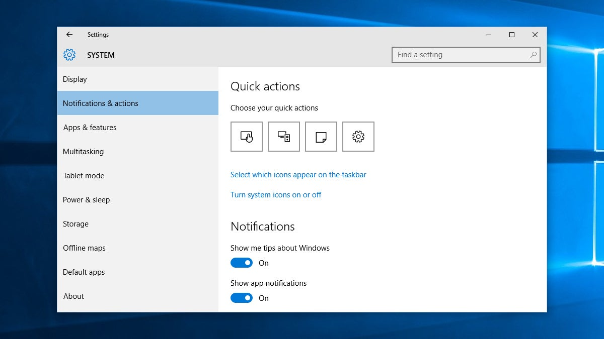 Check These 5 Settings After Installing Windows 10