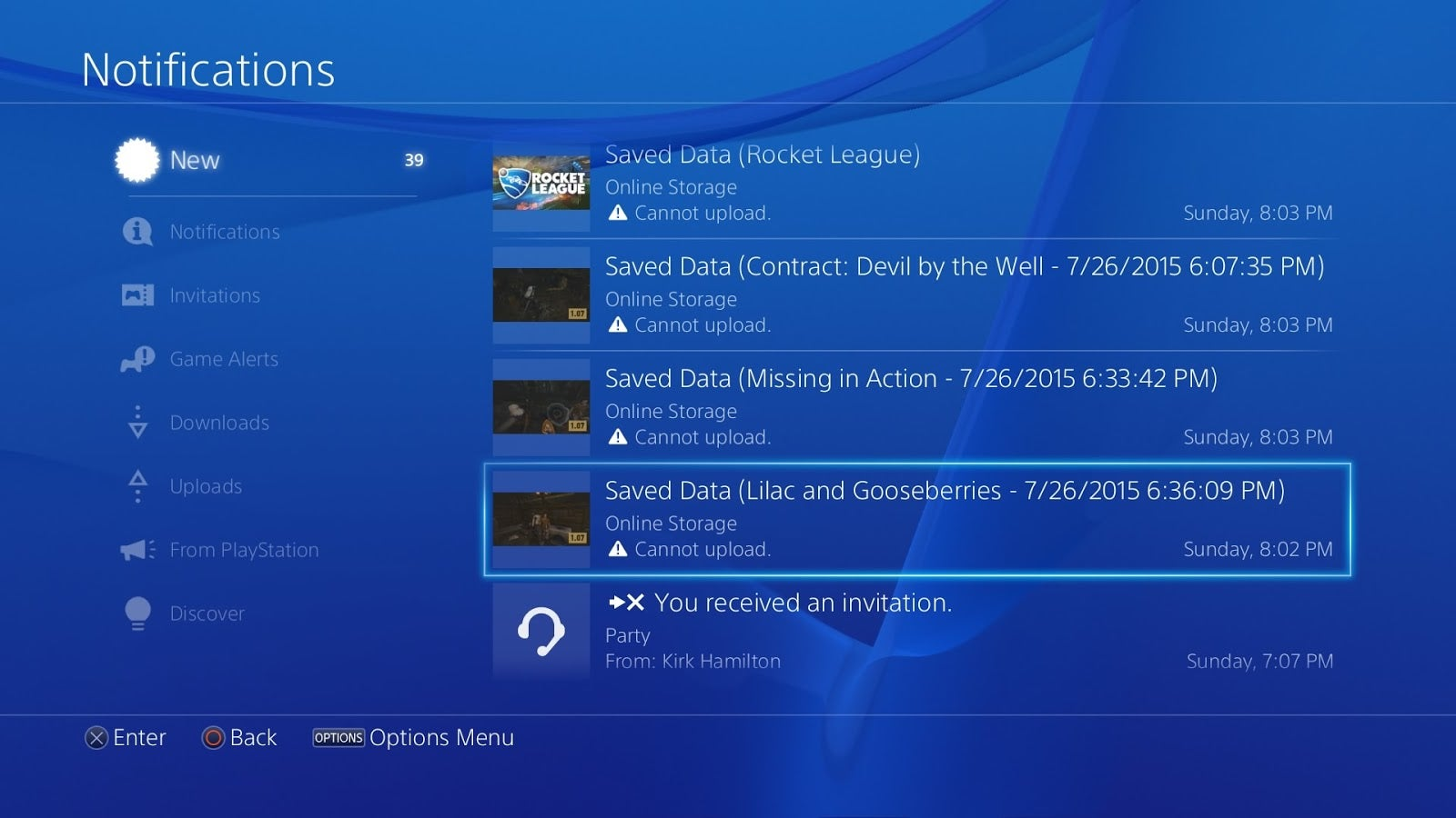 The PS4's Cloud Save System Is Inadequate