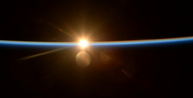 Astronaut Scott Kelly's Instagram Kicks the Crap Out of Yours