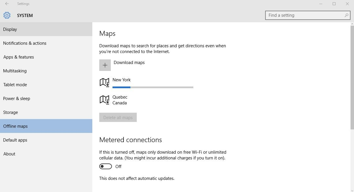 Download Offline Maps on Windows 10 and Never Be Lost Again
