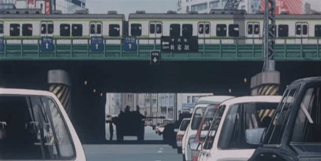 The Classic Patlabor 2 Has My Favourite Anime Scene