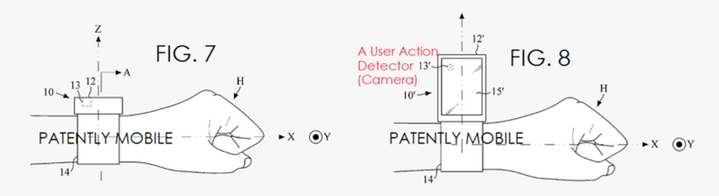 Samsung Gets Weird With Its Latest Smartwatch Patent