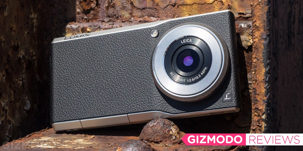 Panasonic CM1 Review: Finally, a High End Camera Inside a Smartphone