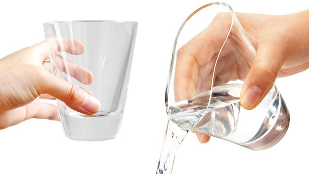 Squishy Glassware Is Actually Made of Magical Crystal Clear Silicone