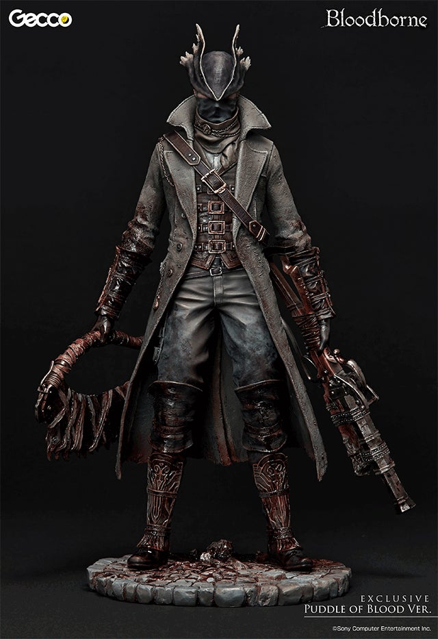 Your Expensive Bloodborne Merch Is Here