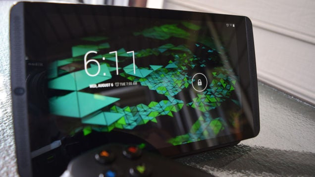 Nvidia Recalling Shield Tablet For Possible Fire Hazard