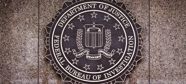 FBI Struggling With Cybersecurity Because Of Shit Pay And Drug Tests