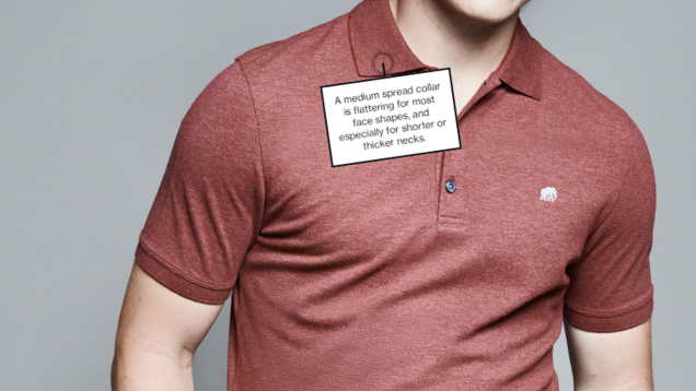 What to Look for in a Polo Shirt, Based on Your Body Type