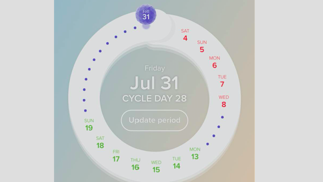 Ruby Tracks Your Menstrual, Sexual, and Reproductive Health
