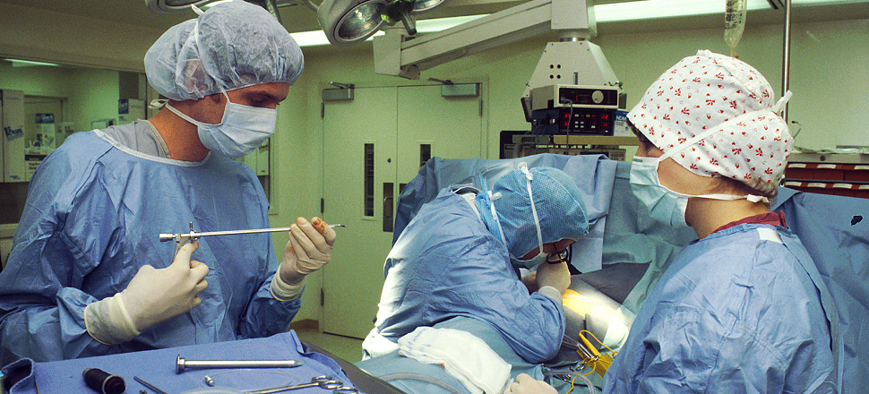 Music in the Operating Room Could Improve Surgery