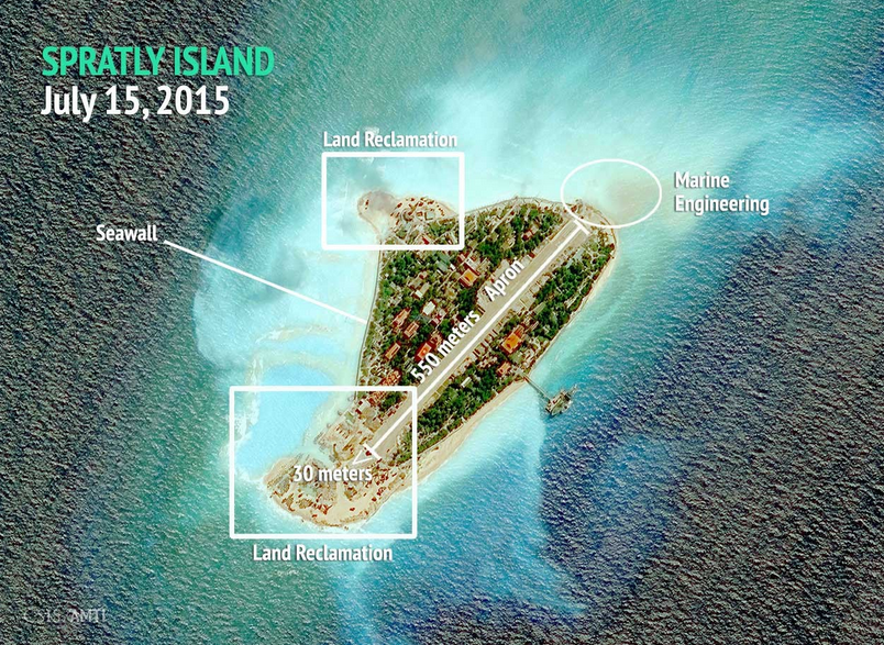Why So Many Countries Are Building Airstrips on These Remote Islands