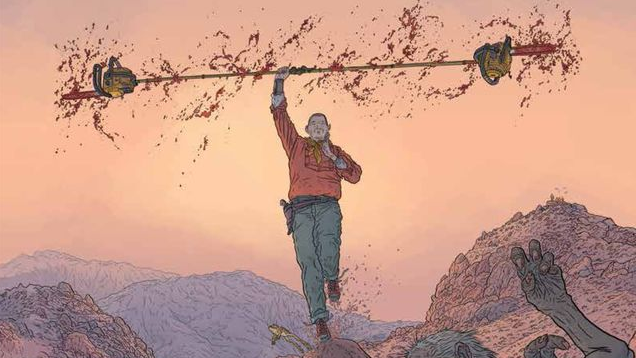 10 Examples Of Comics Art So Good, They Don't Need Words To Tell A Story