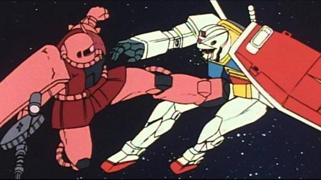 The io9 Guide To Gundam
