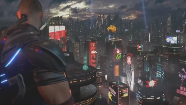 Watch Things Explode In Crackdown 3