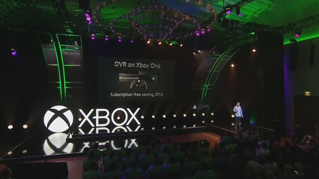 DVR Functionality Is Coming To Xbox One Next Year