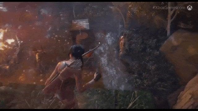 Lara Croft Has Gotten Over Her Fear Of Murder