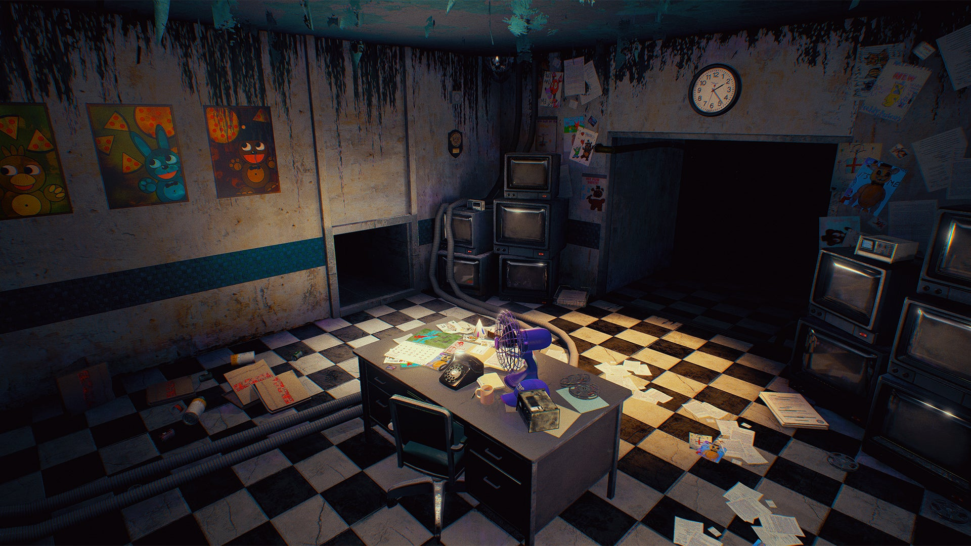 Unreal 4 Makes Five Nights at Freddy's Actually Look Good