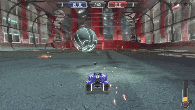 Rocket League Is Actually A Sequel To A Game Almost No One Played