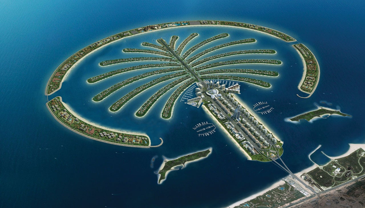 8 Craziest Mega-Engineering Projects We Could Use to Rework the Earth