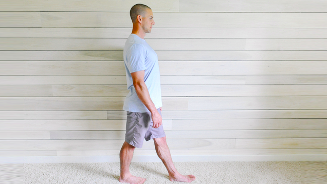 Improve Your Posture and Build Balance with a Daily Warm-Up