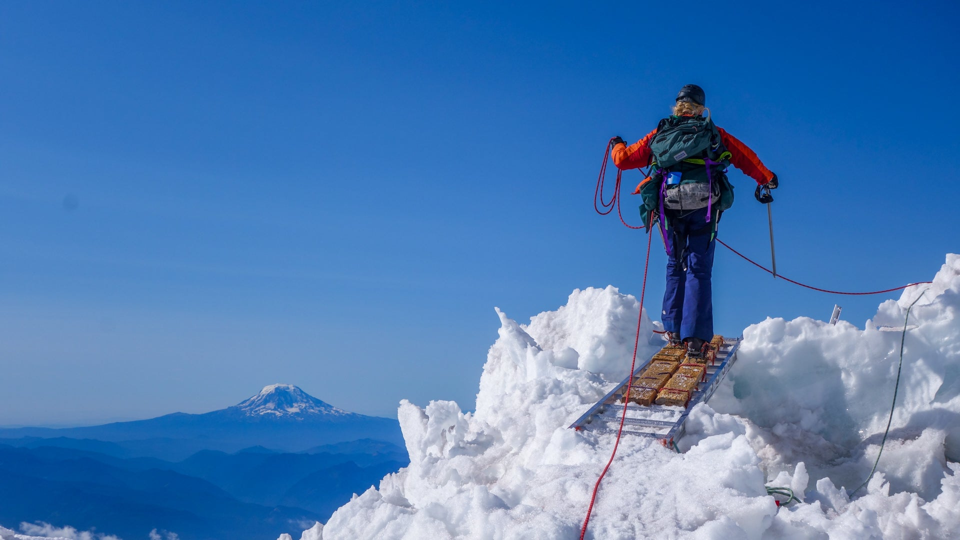 Can The Lightest Mountaineering Boots Ever Handle Mt Rainier?