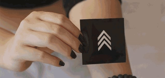 A New Type of Temporary Tattoo Magically Lasts For Two Whole Weeks