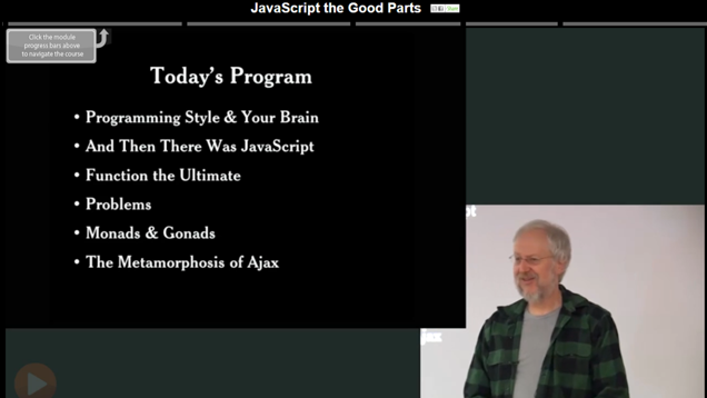 Advance Your JavaScript Skills With The JavaScript The Good Parts Course