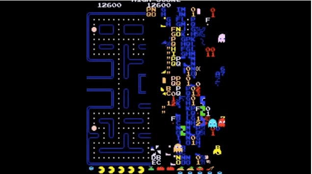 New Pac-Man Turns Game's Infamous Kill Screen Into Gameplay