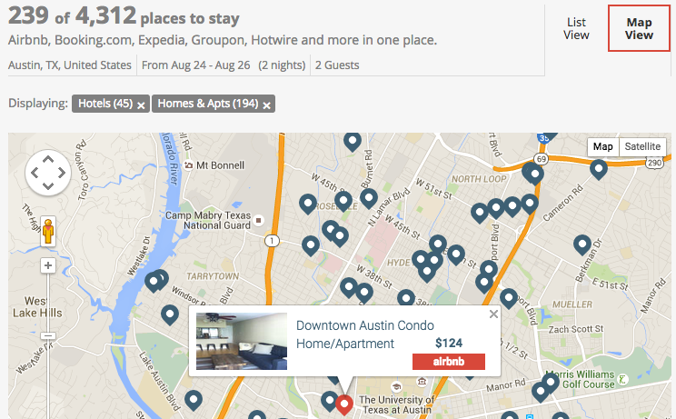 All the Rooms Compares Hotels With Alternatives Like Airbnb