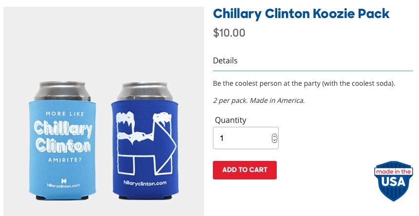 The Best Worst Presidential Campaign Merchandise
