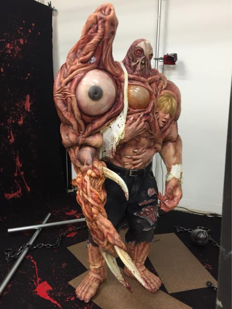 When Resident Evil Cosplay Gets Realistic and Disgusting