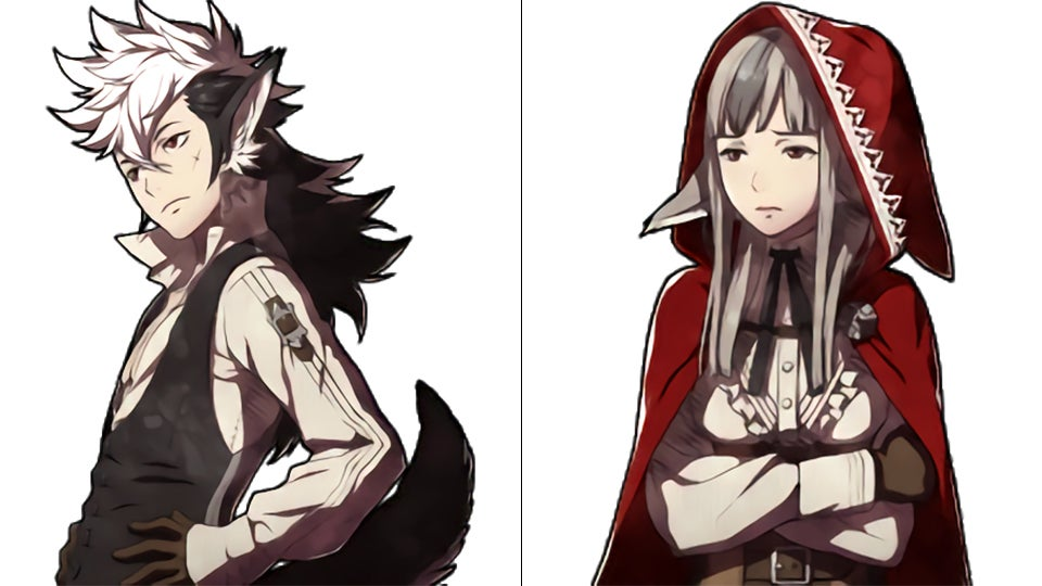 The Children of Fire Emblem Fates