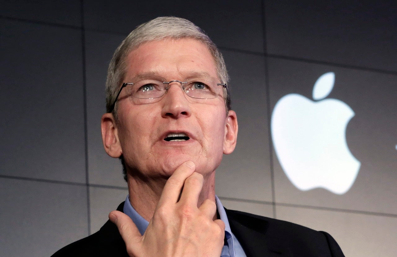 Tim Cook's $US700k Security Spending Is Small Compared To Other Major CEOs