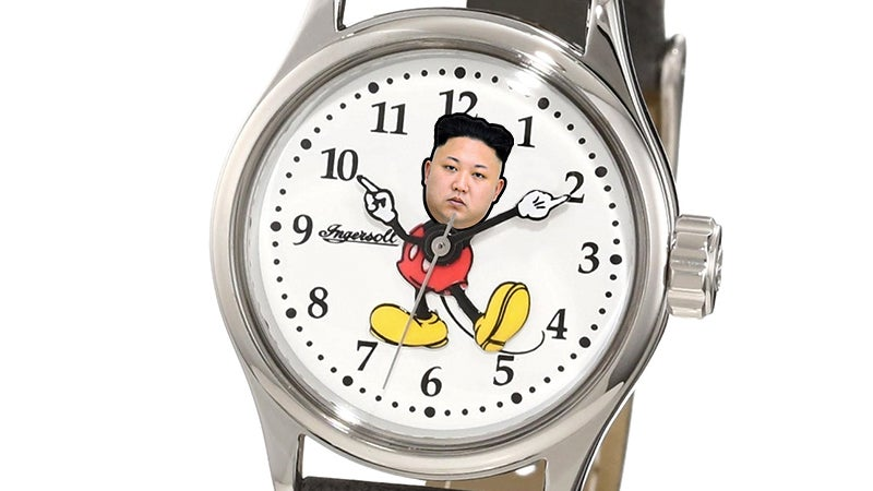 North Korea Made Its Own Time Zone to Tell Japan to Fuck Off