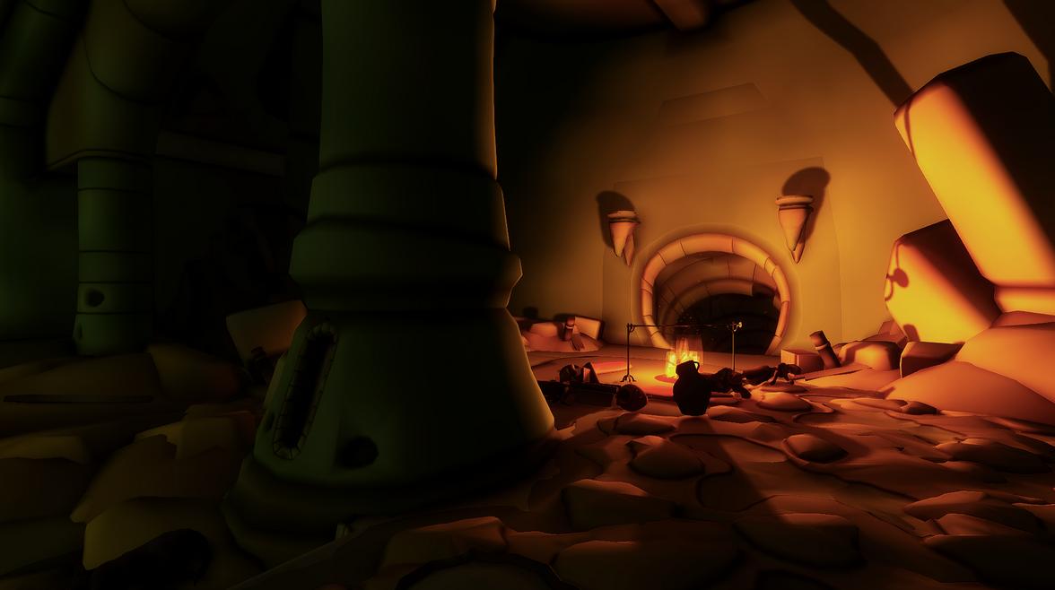 Mod Makes Skyrim Look Like A Pixar Film