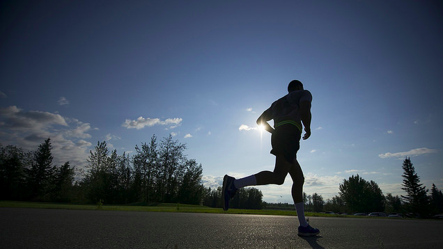 Run in the Morning for a Better Chance of Getting a Runner's High