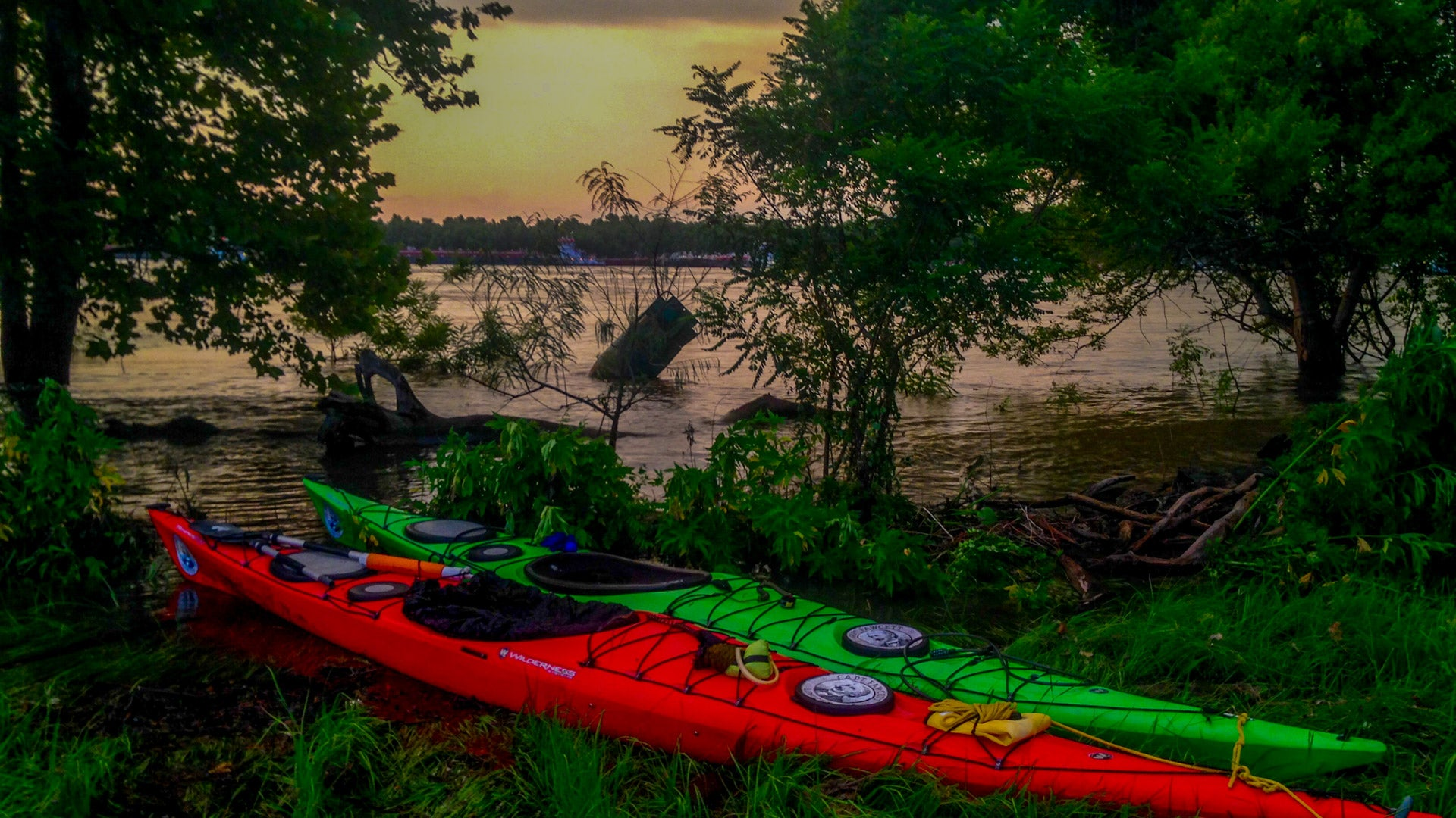I Paddled All 2,552 Miles Of The Mississippi River