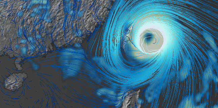 Watch Summer's Extreme Weather Move Around Earth With This Animated Map