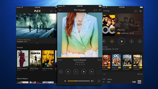 Plex for iOS Adds Chapter Support, Gets a Design Overhaul, and Goes Free