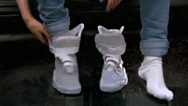 Dear Nike, When Can We Expect Those Shoes From Back to the Future II?