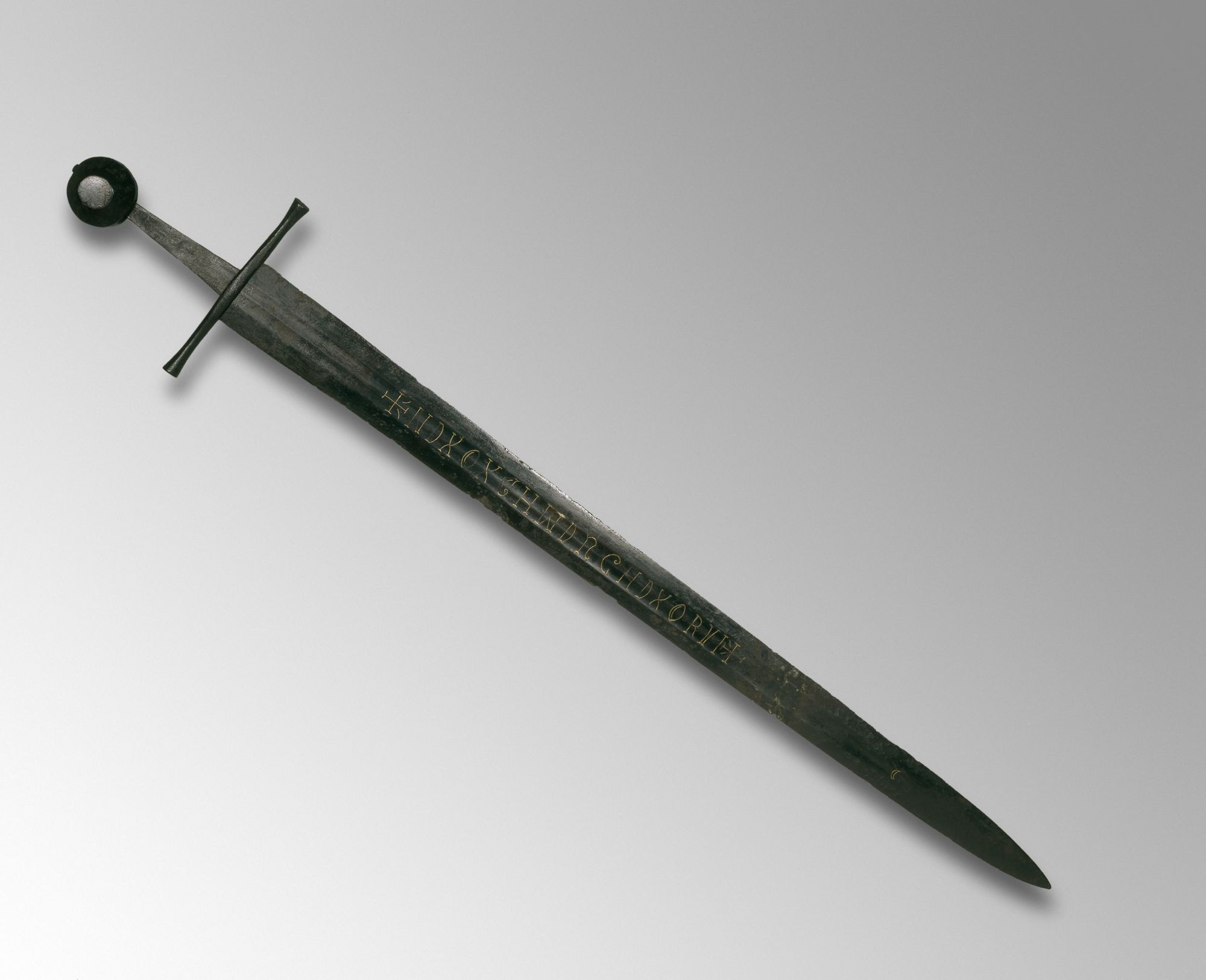 Can You Help Decode The Unknown Language On This 750-Year-Old Sword?