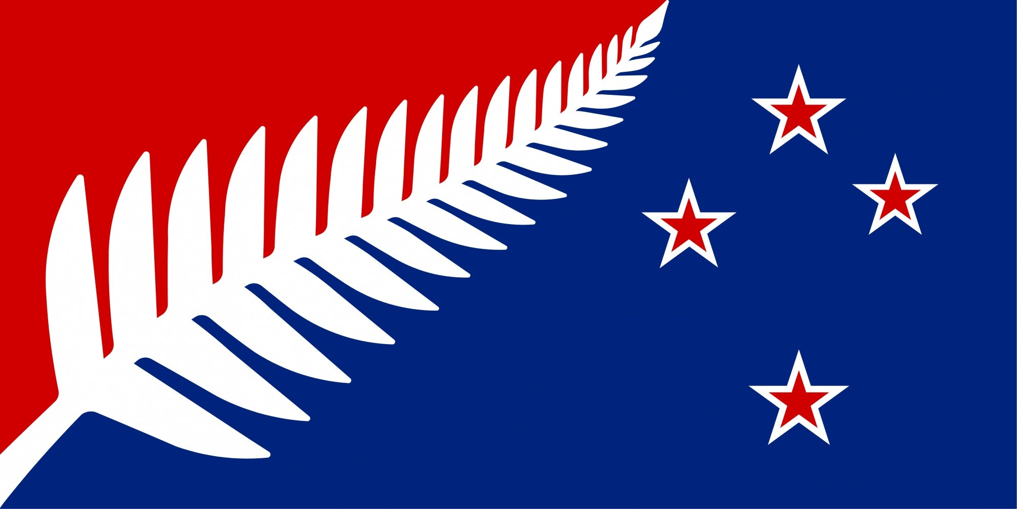New Zealand's New Flag Will Almost Definitely Have A Fern On It