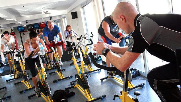 Pull Up on the Pedals, and Other Things to Know at Your First Spin Class