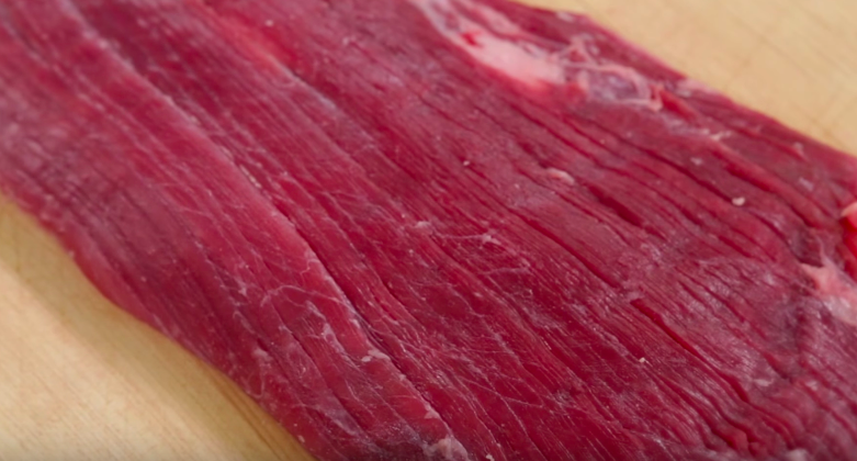 Why it is so incredibly important to slice steaks against the grain