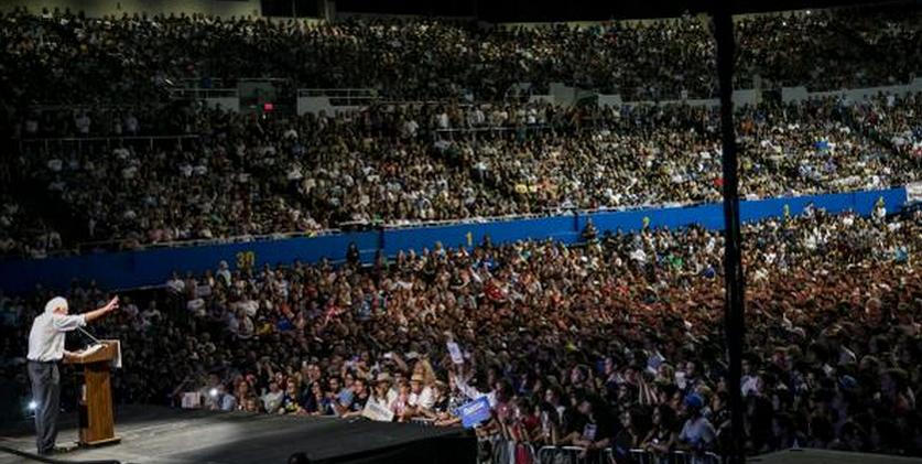 Bernie Sanders is the Unlikely Master of Social Media