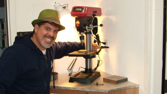 Tool School: The Accurate and Tireless Drill Press