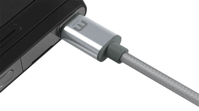 The World's First Reversible Micro-USB Cable Rivals the Invention of the Wheel